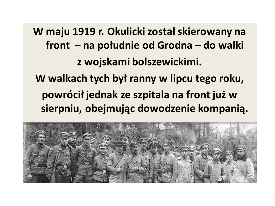 W maju 1919 r.