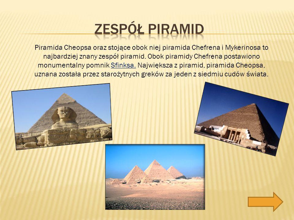Zespół piramid