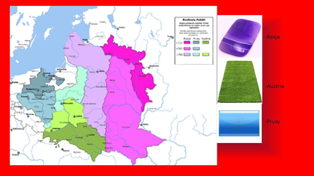 -Rosja -Austria -Prusy