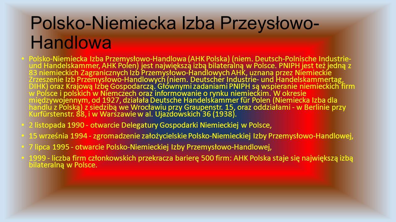 Polsko-Niemiecka Izba Przeysłowo-Handlowa