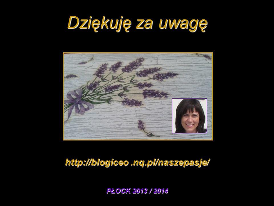 http://blogiceo .nq.pl/naszepasje/