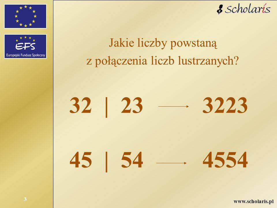 Jakie liczby powstaną z połączenia liczb lustrzanych