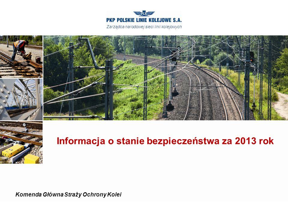 Informacja o stanie bezpieczeństwa za 2013 rok