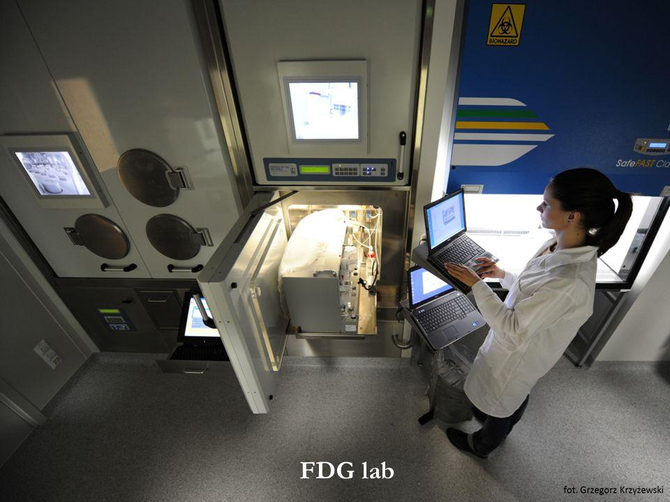 FDG lab