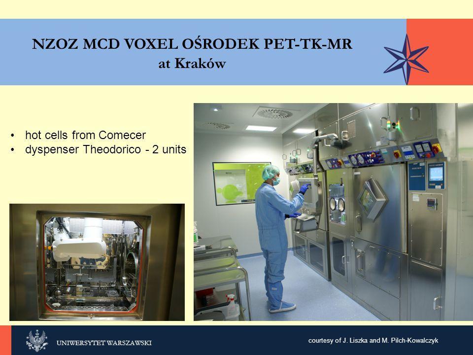 NZOZ MCD VOXEL OŚRODEK PET-TK-MR at Kraków