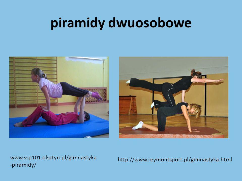 piramidy dwuosobowe www.ssp101.olsztyn.pl/gimnastyka-piramidy/