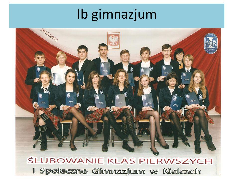 Ib gimnazjum