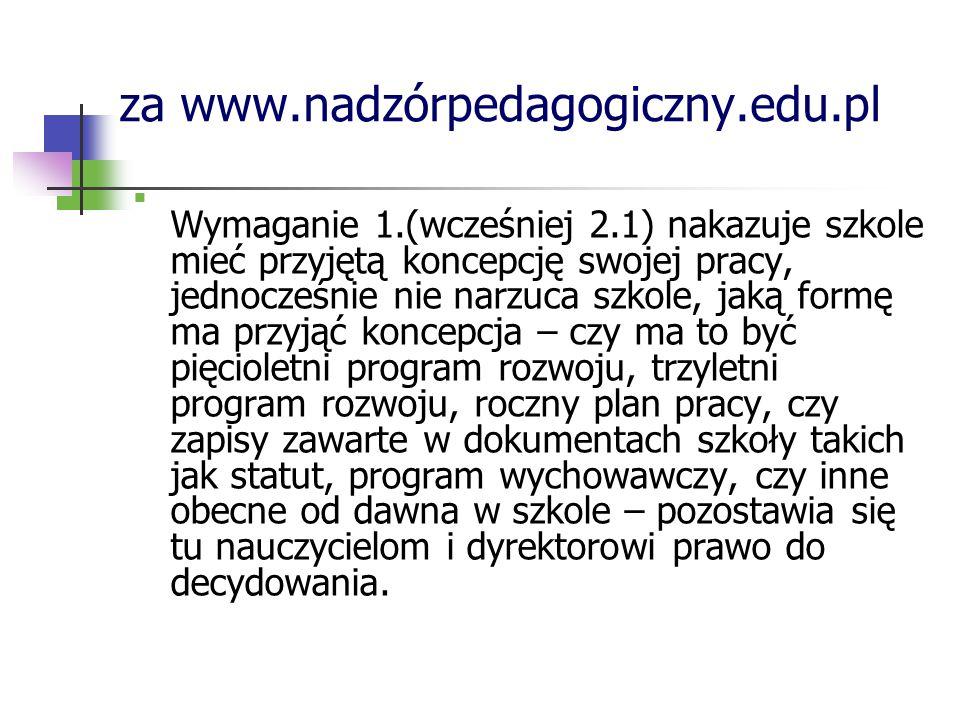 za www.nadzórpedagogiczny.edu.pl