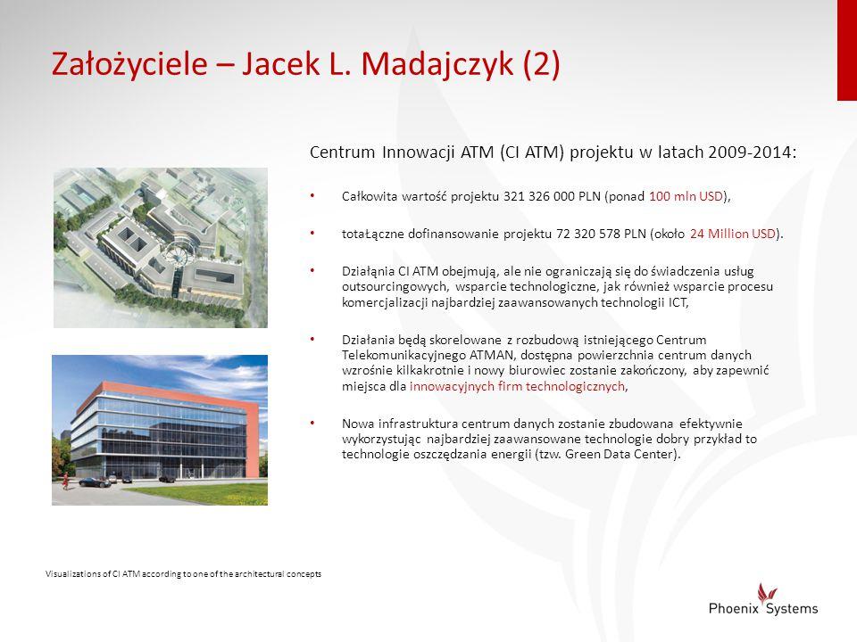 Założyciele – Jacek L. Madajczyk (2)