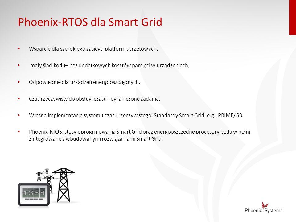 Phoenix-RTOS dla Smart Grid