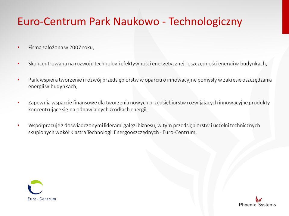 Euro-Centrum Park Naukowo - Technologiczny