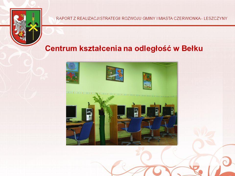Centrum kształcenia na odległość w Bełku