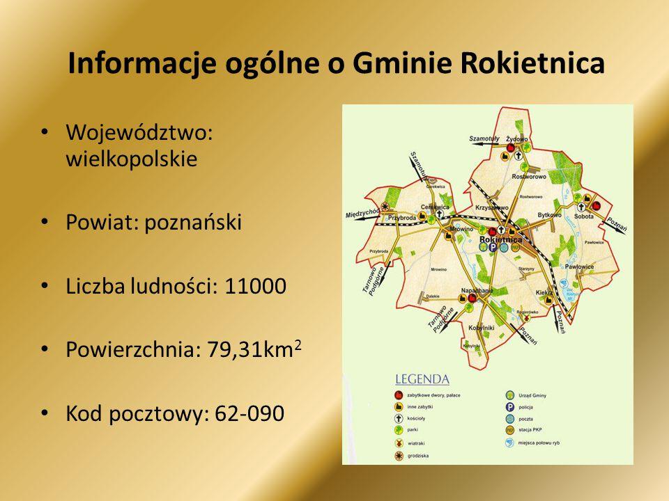 Informacje ogólne o Gminie Rokietnica