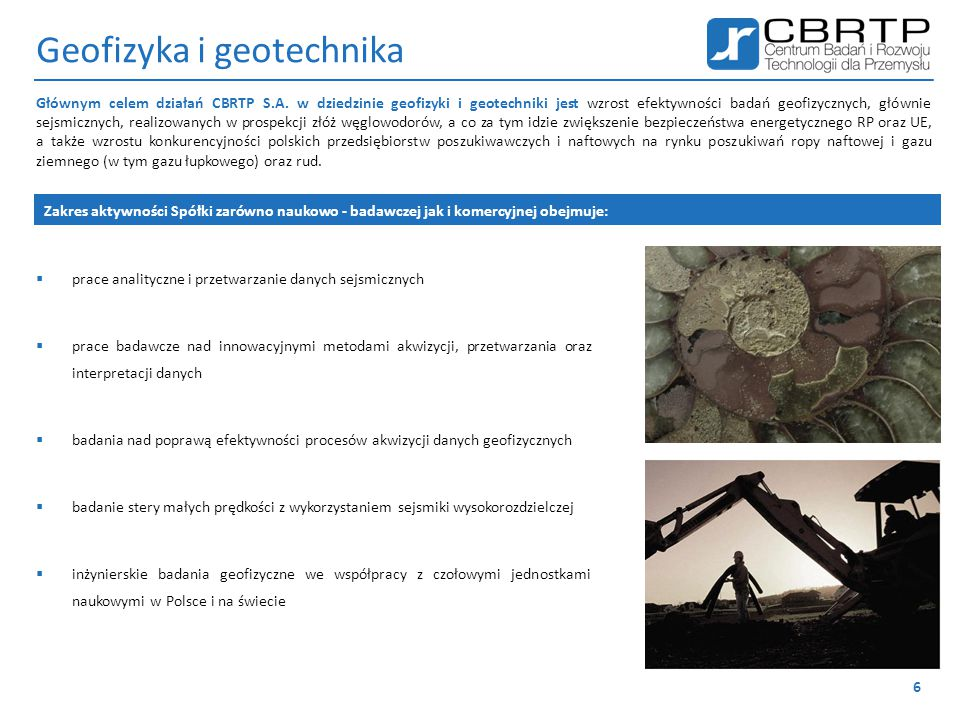 Geofizyka i geotechnika