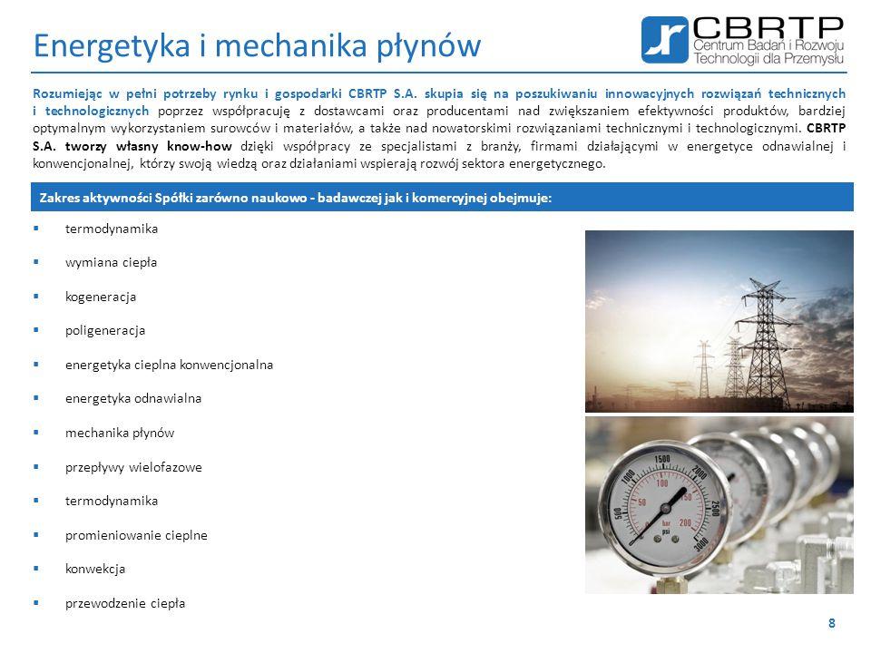 Energetyka i mechanika płynów