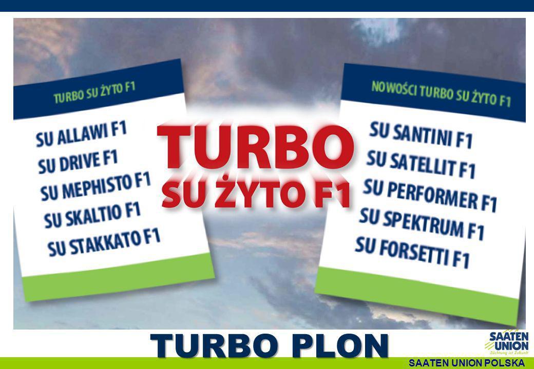 TURBO PLON SAATEN UNION POLSKA