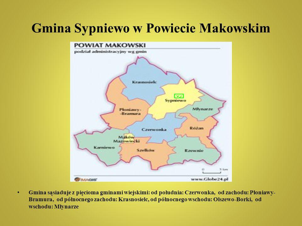 Gmina Sypniewo w Powiecie Makowskim