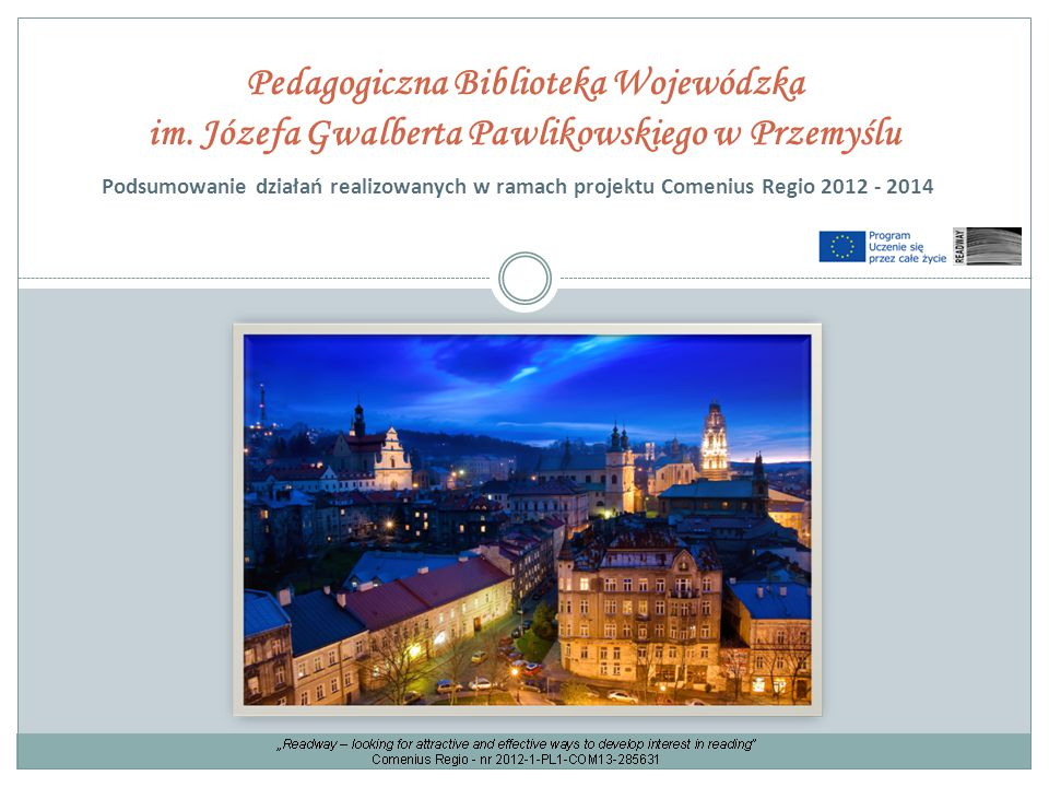 Pedagogiczna Biblioteka Wojewódzka im