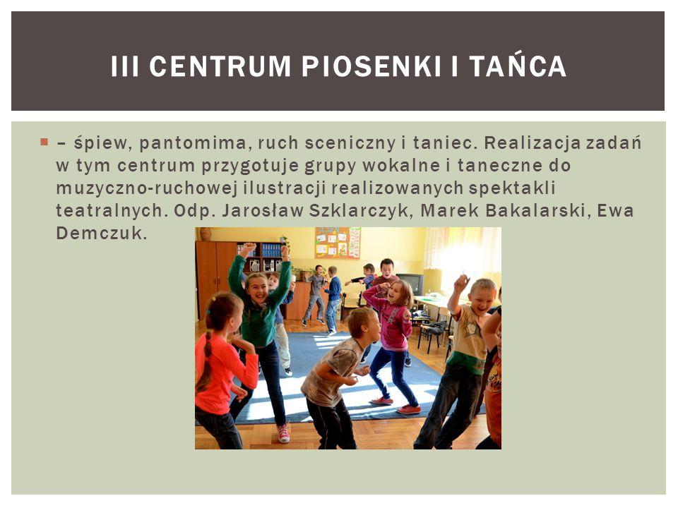 III Centrum piosenki i tańca