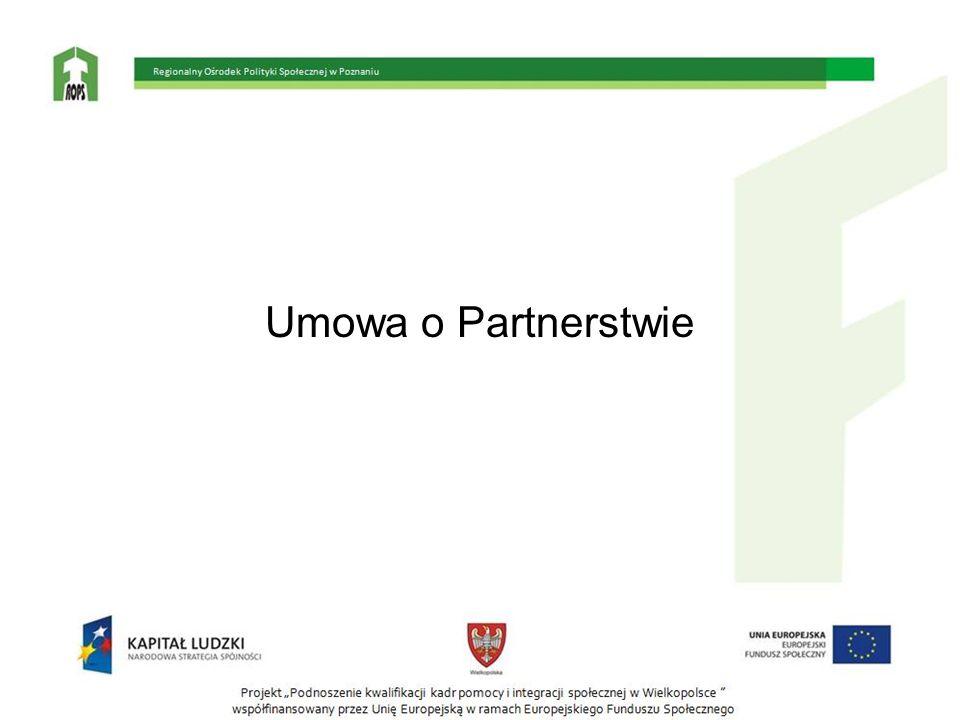 Umowa o Partnerstwie