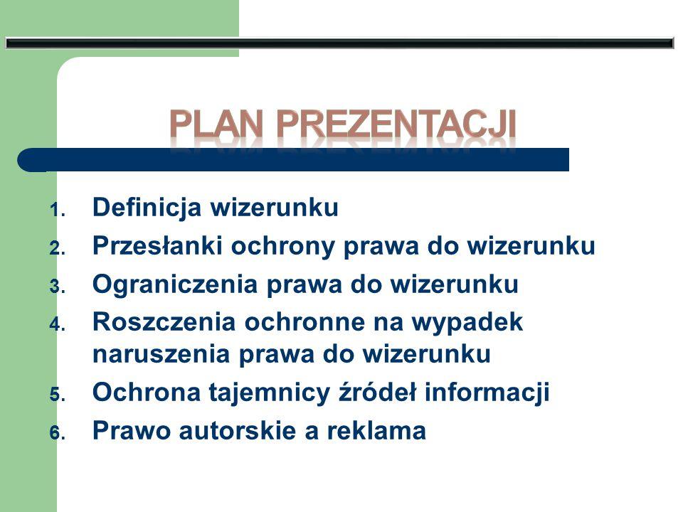 Plan prezentacji Definicja wizerunku