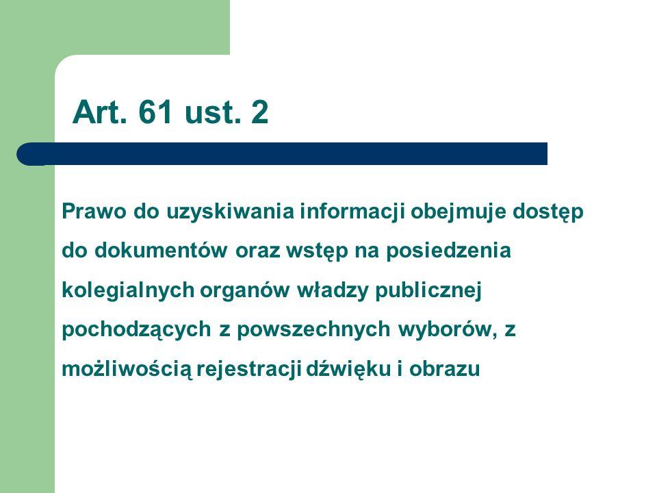 Art. 61 ust. 2