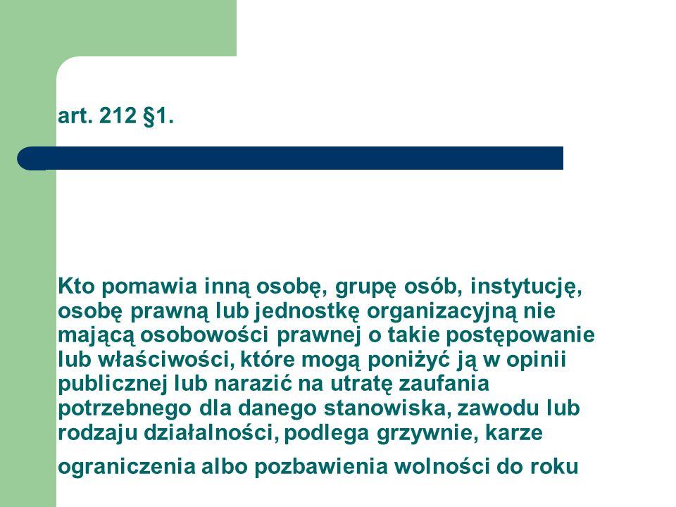 art. 212 §1.