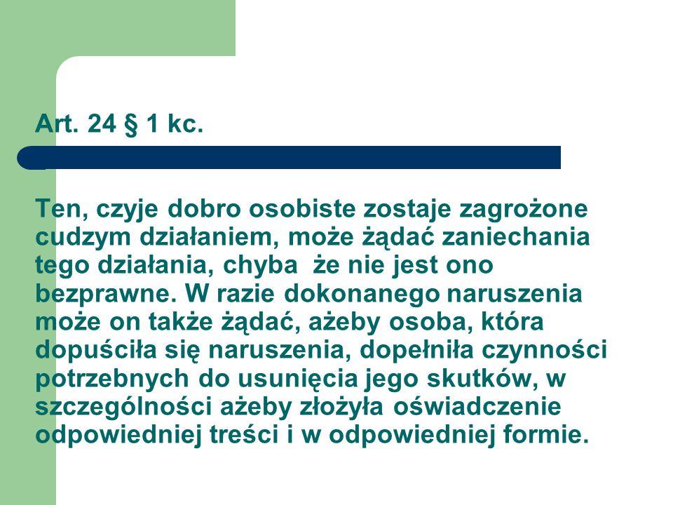 Art. 24 § 1 kc.