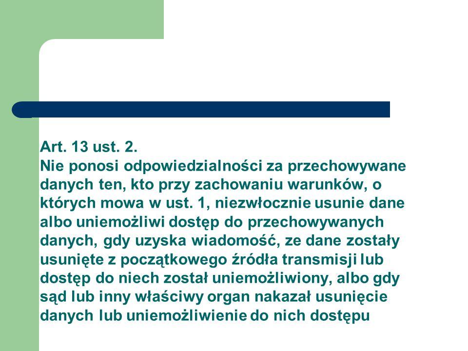 Art. 13 ust. 2.