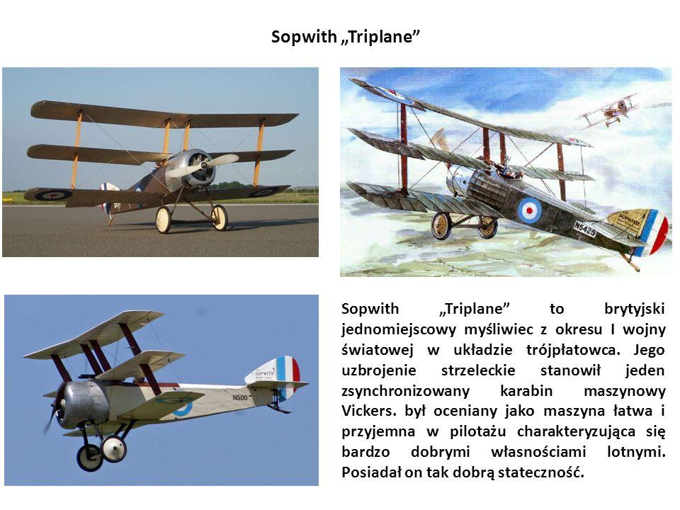 "Sopwith ""Triplane"