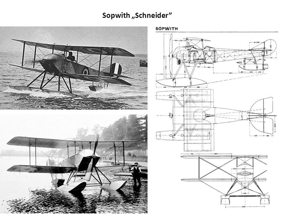 """Sopwith """"Schneider"""