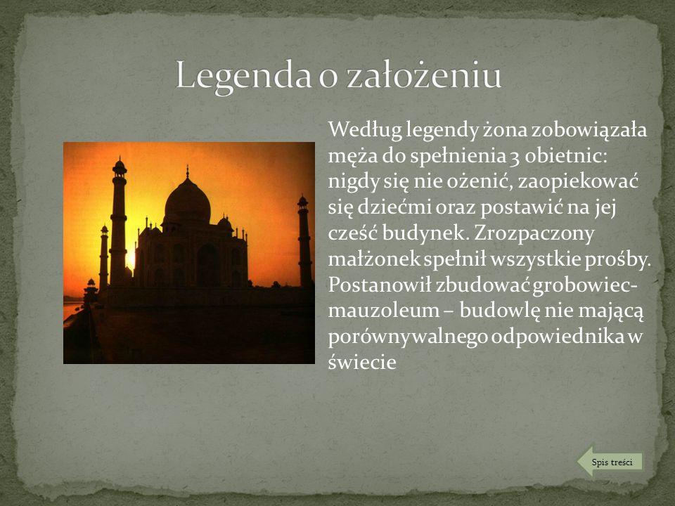 Legenda o założeniu