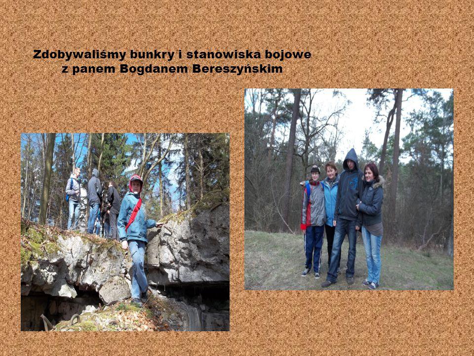Zdobywaliśmy bunkry i stanowiska bojowe z panem Bogdanem Bereszyńskim