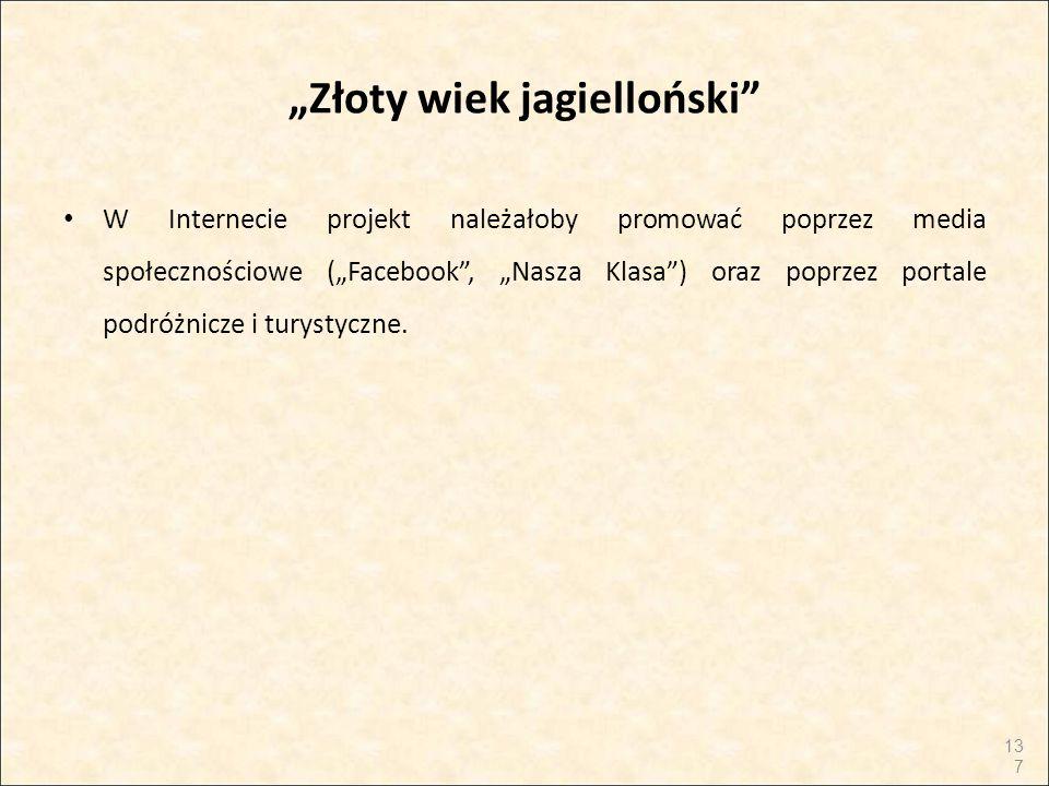 """""""Złoty wiek jagielloński"""
