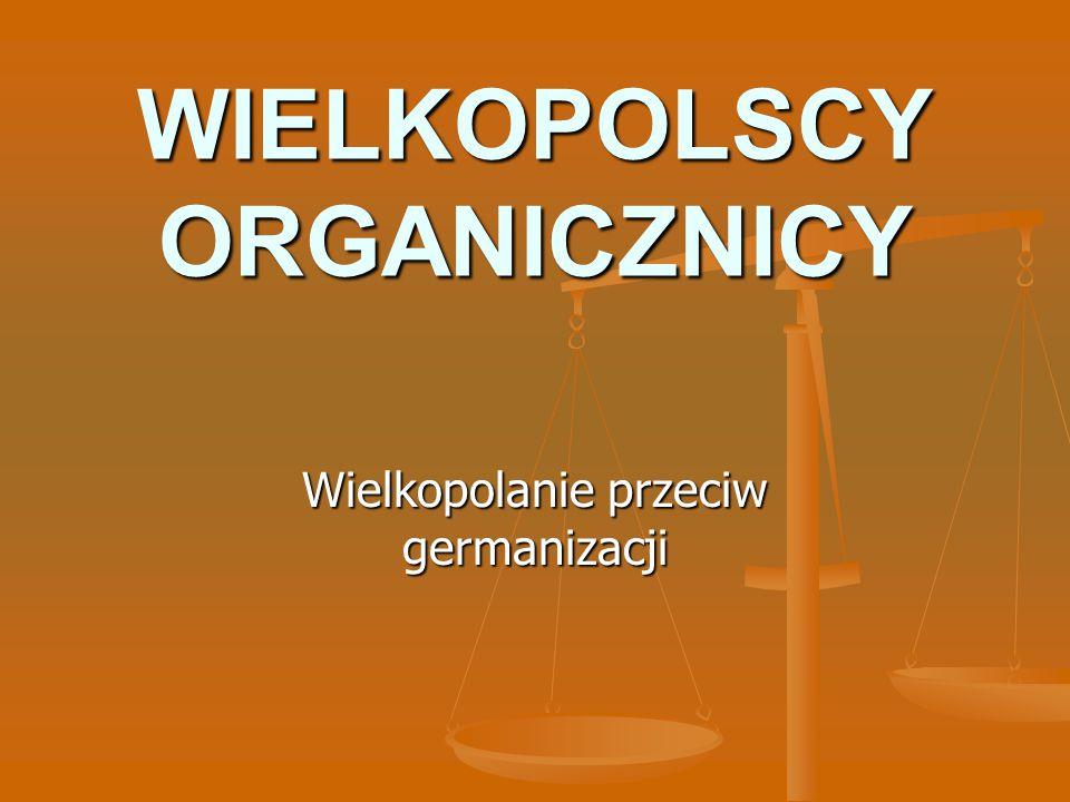 WIELKOPOLSCY ORGANICZNICY