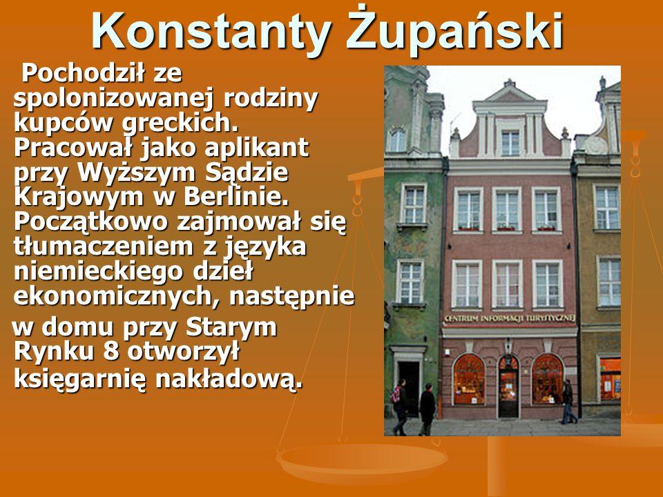 Konstanty Żupański
