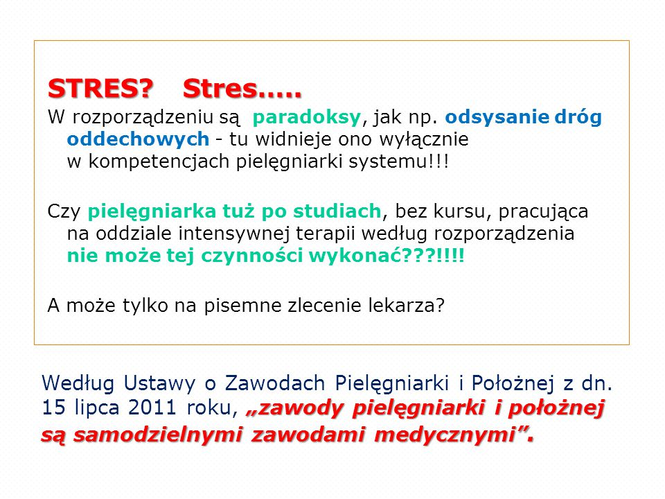 STRES Stres…..