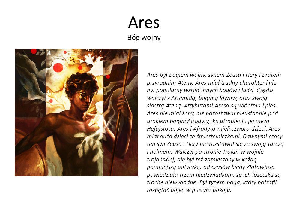Ares Bóg wojny