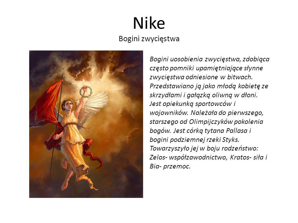 Nike Bogini zwycięstwa