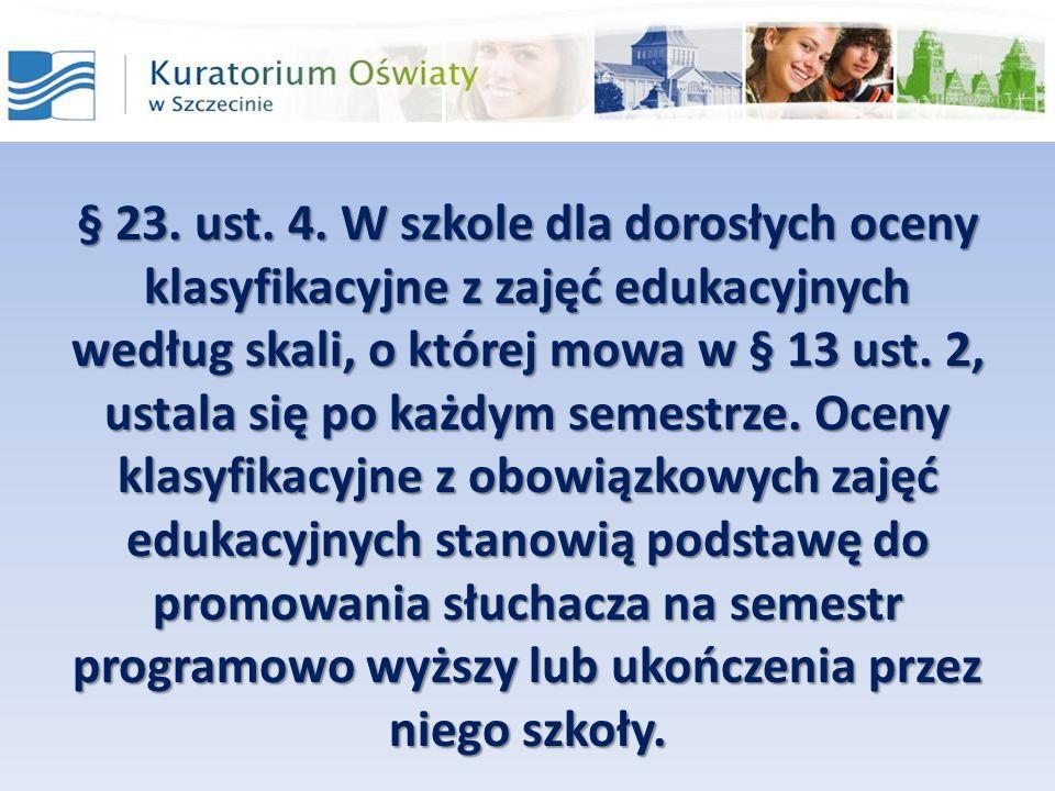 § 23. ust.
