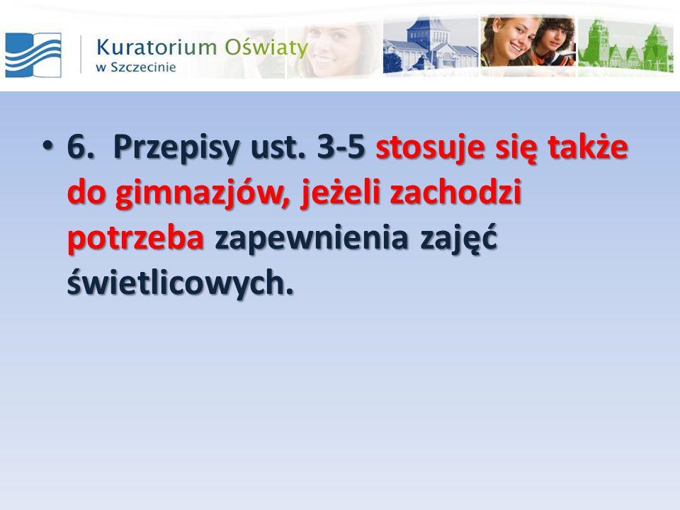 6. Przepisy ust.