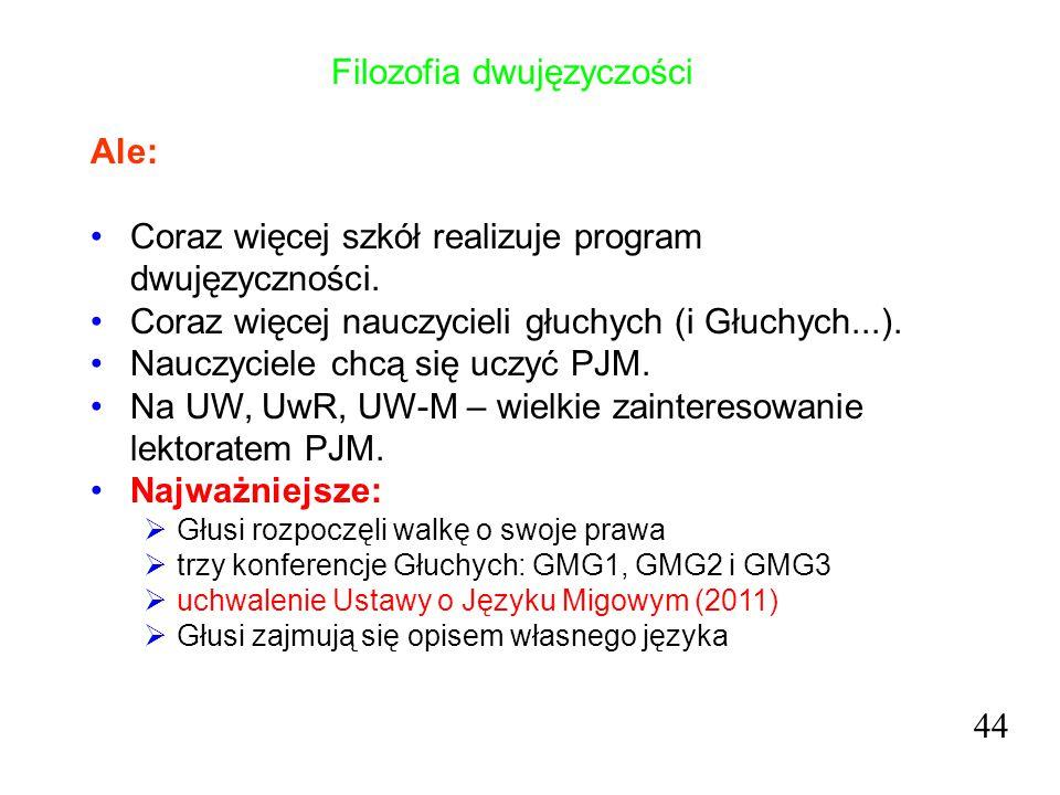 Filozofia dwujęzyczości