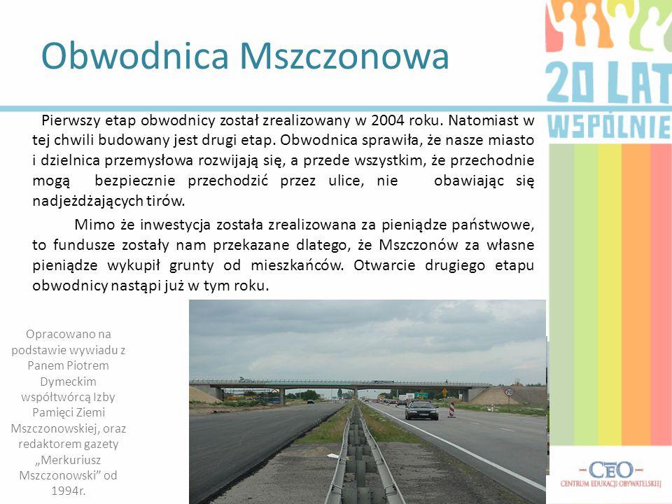 Obwodnica Mszczonowa