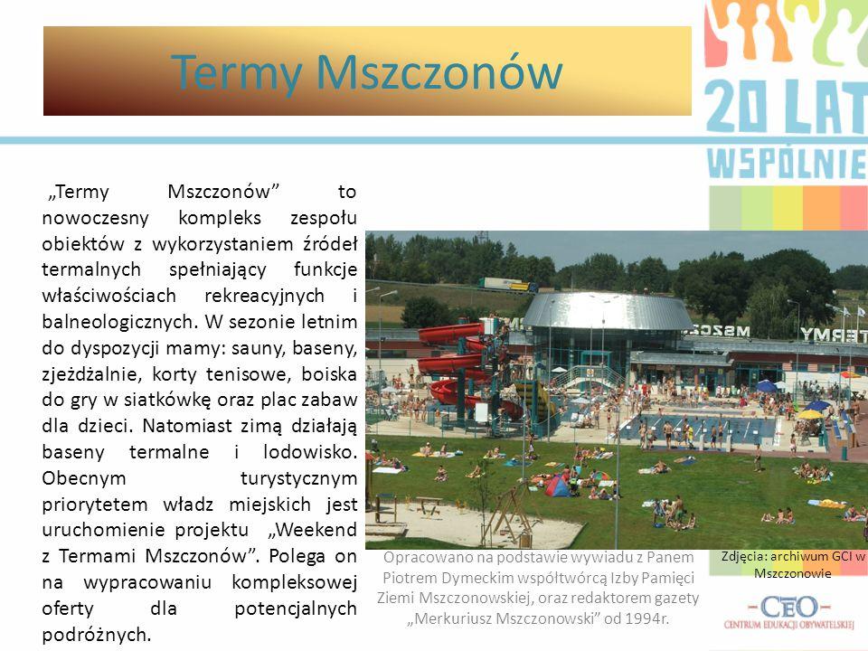 Zdjęcia: archiwum GCI w Mszczonowie