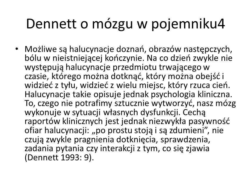 Dennett o mózgu w pojemniku4