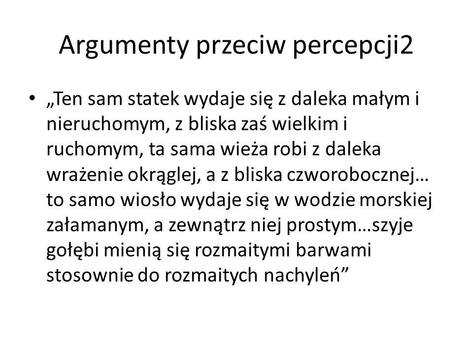 Argumenty przeciw percepcji2