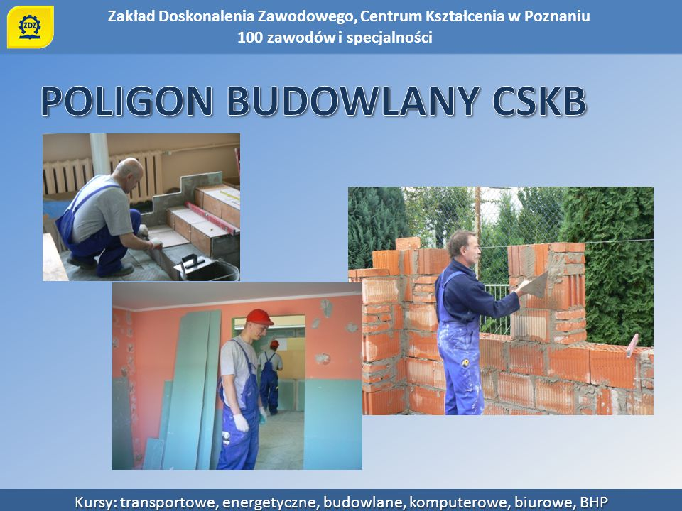 POLIGON BUDOWLANY CSKB