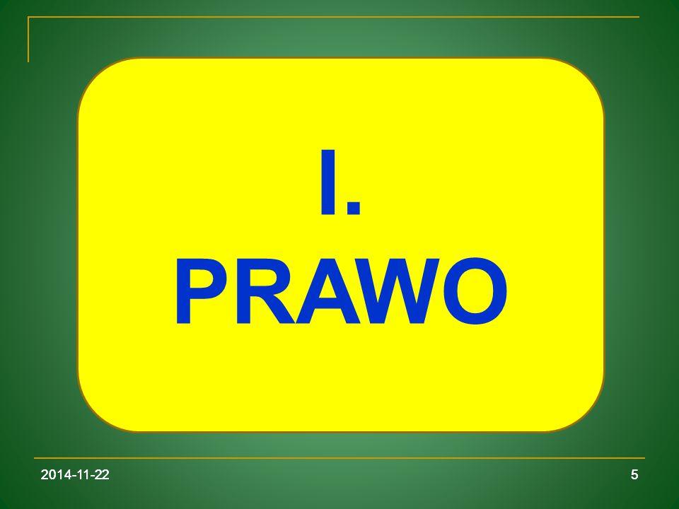 I. PRAWO 2017-04-07 2017-04-07 5 5 5 5