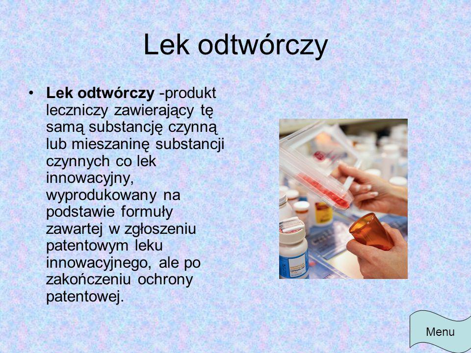 Lek odtwórczy