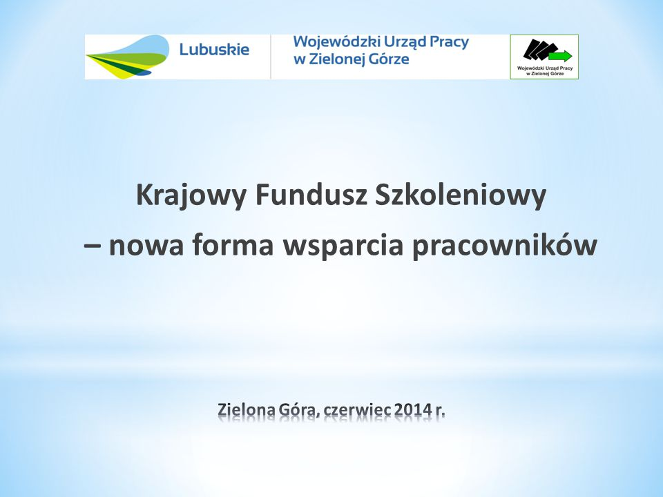 Zielona Góra, czerwiec 2014 r.